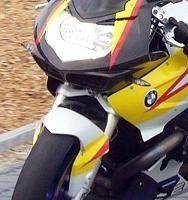 Le BMW HP2 Sport d'un peu plus près
