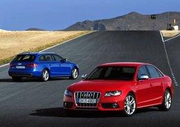 Audi S4 et S4 Avant officielles : 333 ch chacune