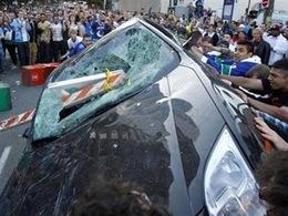 """""""Smart rioter"""", l'automobile comme arme politique, par Charles H. Gerbet"""