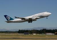 Un Boeing va voler grâce à du biocarburant de nouvelle génération