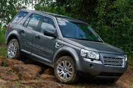 Land Rover s'hybride pour Paris