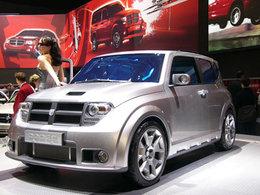 Nissan produira la Hornet pour Chrysler