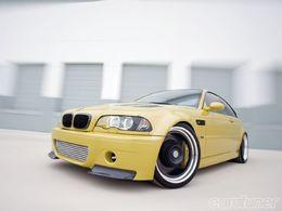 BMW M3 E46 Ethanol + Turbo pour 622 chevaux