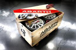 L'Abarth 500 Esseesse enfin officielle : 160 ch dans une caisse en bois ...