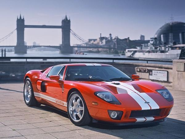 Bientôt une nouvelle supercar pour succéder à la Ford GT ?