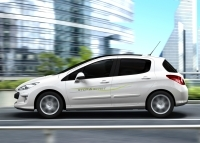 Le Concept Peugeot 308 STOP & START: 109 g CO2/km