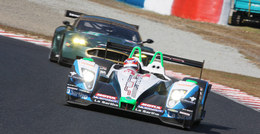 Asian Le Mans Series : Sora Racing ( Pescarolo ) champion