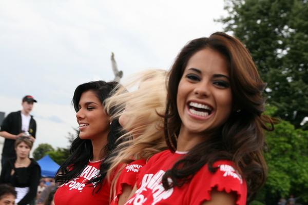 Photos du jour : La Grande Parade des pilotes