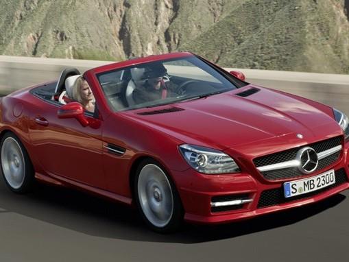 [Vidéo] Le nouveau Mercedes SLK débute sa promo