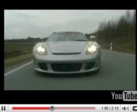 Vidéo : 330 km/h en Porsche Carrera GT by Edo Comp.