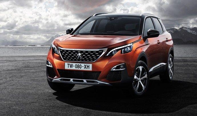 Nouveau Peugeot 3008 : à partir de 25900€