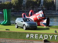 Land Rover Discovery Sport : le polyvalent - Vidéo en direct du salon de Paris 2014