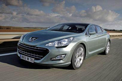 Future Peugeot 608 : comme ça ?
