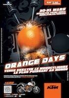KTM/Orange Days : la Duke 690 et toute la gamme route 2012 à l'essai les 30 et 31 mars prochains