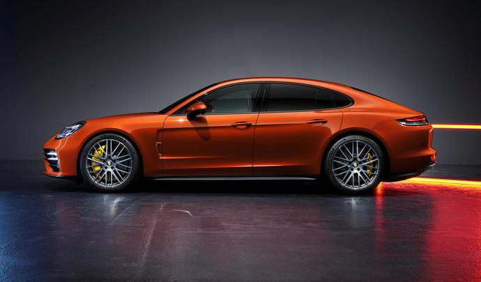 Un coupé Porsche Panamera en préparation ?