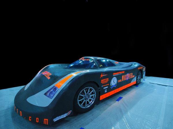 Wiki...Speed SGT01: une future 4 places grand public et bon marché au physique... différent