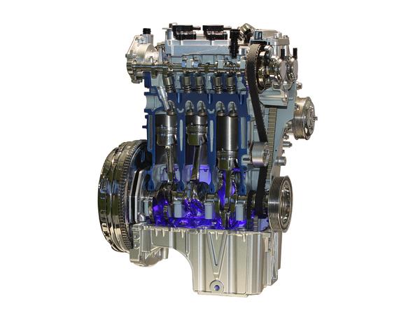 Mercedes s'intéresse au trois cylindres EcoBoost Ford
