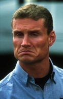 Accident : Coulthard doit payer une amende