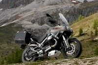 Moto Guzzi Stelvio 1200 4V NTX : Toutes les infos, toutes les photos HD (20 images)