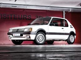 Offrez-vous une Peugeot 205 GTI 1.6 pour... 60 000 €