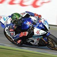 Supersport - Assen D.3: Chaz Davies gagne après trois départs.