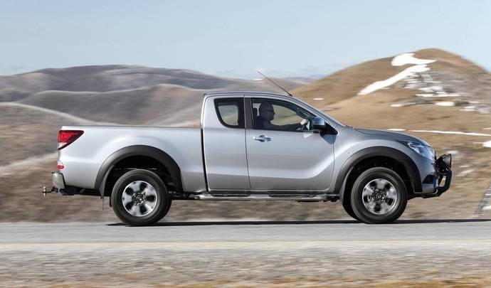 Isuzu se chargera du futur pick-up Mazda