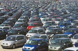 Midi Pile - Ventes de véhicules neufs : après le beau temps de 2009, la pluie de 2010