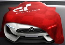Citroën GT Concept, quatrième : le visage