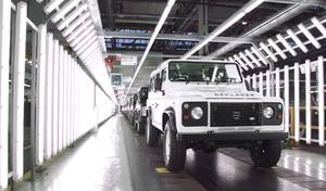 Un milliardaire anglais veut relancer la production du Land Rover Defender