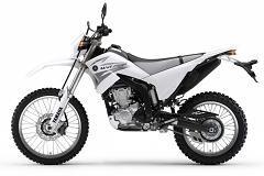 Nouvelle Yamaha 250 WRR