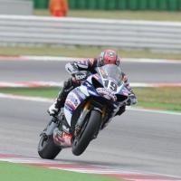 Superbike - Misano: L'embrayage a ruiné la seconde manche de Spies