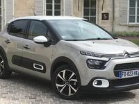 Citroën C3 restylée : les premières images de l'essai en live