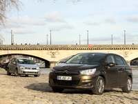 Citroën C4 vs Volkswagen Golf VI : l'identité nationale