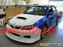 La vedette de Fast and Furious 4 serait une Subaru STI 2008..