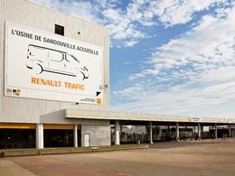 Renault produira des utilitaires Fiat à Sandouville