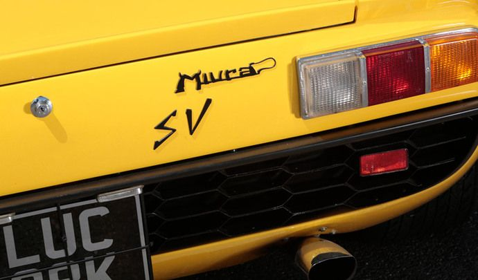 Lamborghini : le retour de la Miura ?