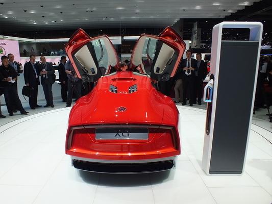 La Volkswagen XL1 finalement disponible uniquement en leasing ?