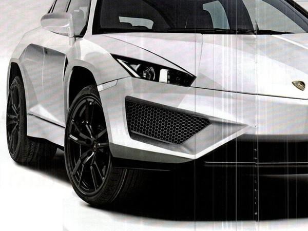 3eme modèle Lamborghini : ce serait un SUV