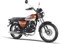 Nouveauté Moto : Mash Seventy 125 cm3