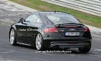 Audi TT-RS: mû par un VR5