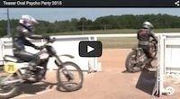 Oval Psycho Party 2015, les 26 et 27 septembre : le teaser (vidéo)