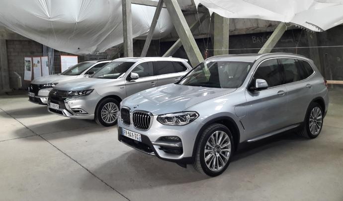 Les 5 SUV familiaux hybrides du salon de l'auto Caradisiac - Quel modèle choisir ?