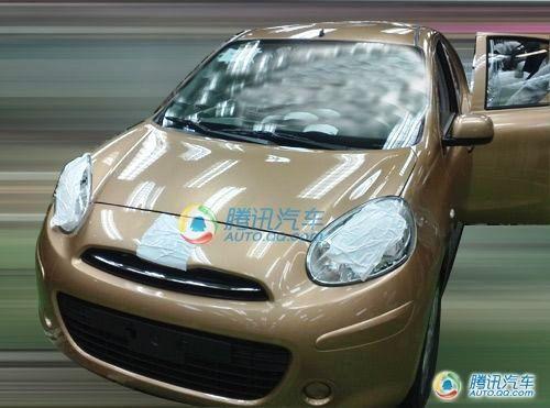 Future Nissan Micra : c'est elle