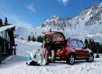 Suzuki parrain du ski : à fond la glisse et les sensations !