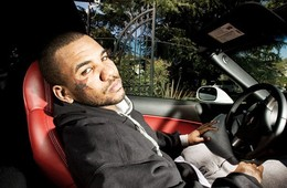 Le garage de The Game
