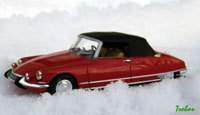 Miniature : CITROËN DS21 cabriolet