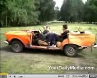 Vidéo : Exclusif, la 206 CC Russe !!