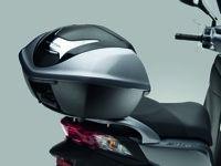 Honda : des accessoires disponibles pour le SH 300i