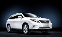 Salon de Los Angeles 2008 : le Lexus RX450h hybride