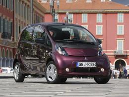 15 marchés européens pour la Mitsubishi i-Miev électrique